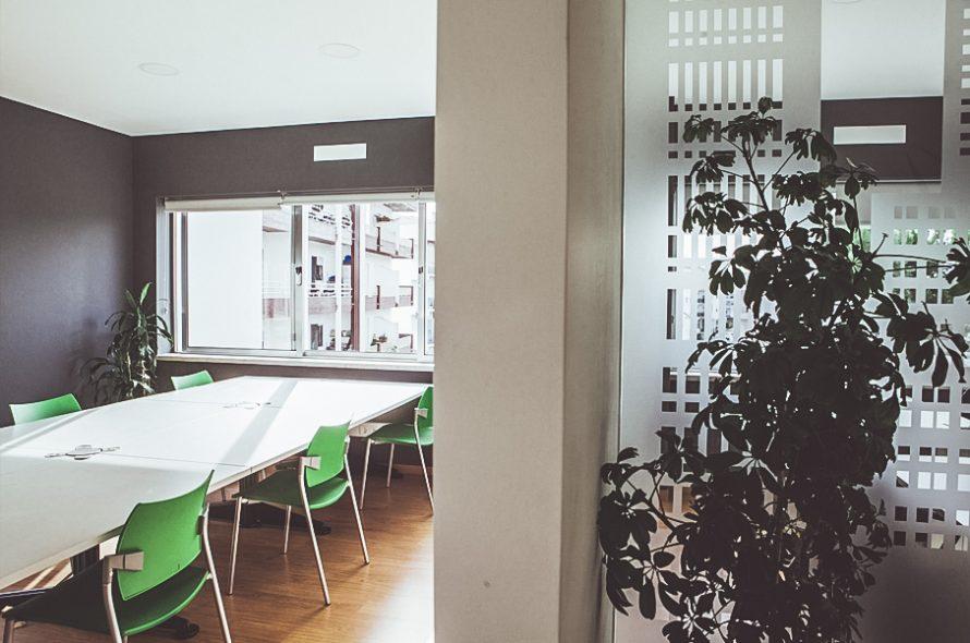 nosso espaço - sala de reuniões